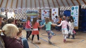 Harvest Festival dance